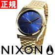 ニクソン NIXON タイムテラー TIME TELLER 腕時計 メンズ オールライトゴールド/コバルト NA0451931-00【NIXON ニクソン】【正規品】【送料無料】【7年延長正規保証】【サイズ調整無料】【NIXON ニクソン NA0451931-00】
