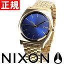 ニクソン NIXON タイムテラー TIME TELLER 腕時計 メンズ オールライトゴールド/コバルト NA0451931-00【NIXON ニクソン 20...