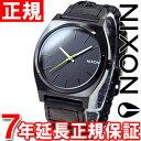 【10%OFFクーポン!3月27日9時59分まで!】ニクソン NIXON タイムテラー TIME TELLER 腕時計 メンズ ブラック/リフレ…