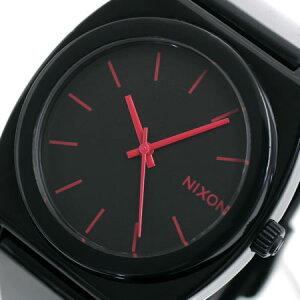 ニクソンタイムテラー腕時計TTP(TIMETELLERP)NA119480-00ブラック/ブライトピンク