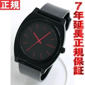 ニクソン腕時計TTP(TIMETELLERP)NA119480-00ブラック/ブライトピンク
