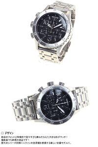 ニクソンNIXON38-20クロノ38-20CHRONO腕時計レディースクロノグラフブラックNA404000-00