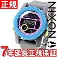 ニクソン NIXON ユニット40 UNIT 40 腕時計 レディース/メンズ チャコール/ネイビー/パープル デジタル NA491951-00