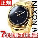 ニクソン NIXON キングピン KINGPIN 腕時計 メンズ ゴールド/ブラック NA507513-00【正規品】【7年延長正規保証】【サイズ調整無料】