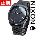 ニクソン NIXON タイムテラー TIME TELLER 腕時計 メンズ オールブラック/ローズゴールド NA045957-00【あす楽対応】【即納可】【正規...