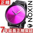 ニクソン NIXON ケンジントン KENSINGTON 腕時計 レディース ガンメタル/ピンクサンレイ NA0992096-00