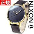ニクソン NIXON ケンジントンレザー KENSINGTON LEATHER 腕時計 レディース ゴールド/ブラック NA108513-00【あす楽対応】【即納可】