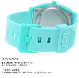 ニクソンNIXONタイムテラーデジTIMETELLERDIGI腕時計メンズ/レディースライトブルーNA417302-00