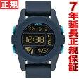 ニクソン NIXON ユニット UNIT 腕時計 メンズ オールダークブルー NA1972224-00【NIXON ニクソン NA1972224-00 2016 新作】【正規品】【送料無料】【7年延長正規保証】
