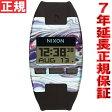 ニクソン NIXON コンプS COMP S 腕時計 レディース マーブルマルチ/ブラック デジタル NA3362151-00【2016 新作】【正規品】【送料無料】【7年延長正規保証】