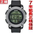 ニクソン NIXON ユニットダイブ UNIT DIVE 腕時計 メンズ ダイバーズウォッチ ブラック NA962000-00【2016 新作】