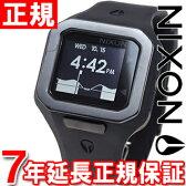 【1000円クーポン!12月12日9時59分まで!】ニクソン NIXON THE SUPERTIDE スーパータイド 腕時計 メンズ タイドグラフ搭載 オールブラック NA316001-00【あす楽対応】【即納可】