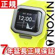 ニクソン NIXON THE SUPERTIDE スーパータイド 腕時計 メンズ タイドグラフ搭載 ネオンイエロー NA3161262-00【正規品】【送料無料】【楽ギフ_包装】【NIXON ニクソン NA3161262-00】【楽天BOX受取対象商品】
