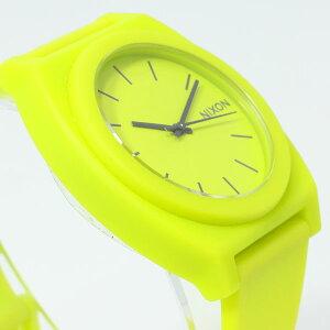 ニクソンNIXONタイムテラーPTIMETELLERP腕時計レディース/メンズネオンイエローNA1191262-00