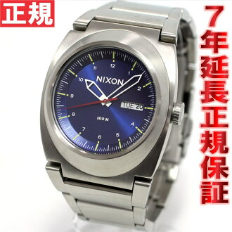 Nixon NIXON Don DON watches men's ブルーサンレイ NA3581258-00