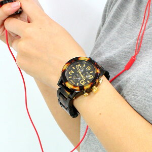ニクソン・腕時計メンズレディースNIXON42-20クロノグラフ