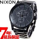 ニクソン NIXON セントリークロノ SENTRY CHRONO 腕時計 メンズ クロノグラフ オ...
