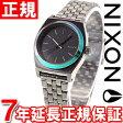 ニクソン NIXON スモールタイムテラー SMALL TIME TELLER 腕時計 レディース ガンメタル/マルチ NA3991698-00
