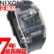 ニクソン NIXON コンプS COMP S 腕時計 レディース オールブラック NA336001-00【正規品】【7年延長正規保証】
