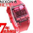 ニクソン NIXON コンプS COMP S 腕時計 レディース オールレッド NA336191-00