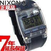 【500円クーポン!12月12日9時59分まで!】ニクソン NIXON コンプ COMP 腕時計 メンズ オールブラック NA408001-00【あす楽対応】【即納可】