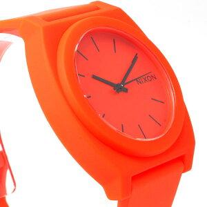 ニクソンNIXONタイムテラーPTIMETELLERP腕時計メンズネオンオレンジNA1191156-00