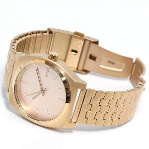ニクソンNIXONタイムテラーTIMETELLER腕時計メンズ/レディースオールローズゴールドNA045897-00
