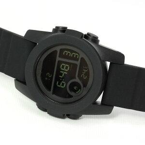 ニクソンNIXONTHEUNIT40ユニット40腕時計レディースオールブラックNA490001-00