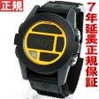 ニクソン NIXON THE BAJA バハ ニクソン 腕時計 メンズ ブラック/スティールブルー/ネオンオレンジ NA4891323-00【正規品】【送料無料】【NIXON ニクソン NA4891323-00】