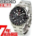 セイコー SEIKO 腕時計 メンズ セイコー 逆輸入 クロノグラフ SSB031P1(SSB031PC)【あす楽対応】【即納可】【正規品】【送料無料】【楽ギフ_包装】