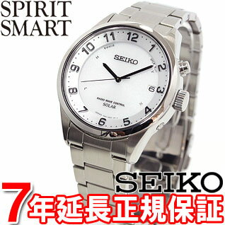Seiko spirit smart SEIKO SPIRIT SMART wave solar radio watch watches mens SBTM173