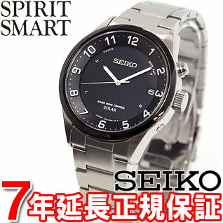 Seiko spirit smart SEIKO SPIRIT SMART wave solar radio watch watches mens SBTM177