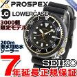 セイコー プロスペックス SEIKO PROSPEX ダイバースキューバ LOWERCASE 限定モデル ダイバーズウォッチ ソーラー 腕時計 メンズ SBDN028【2016 新作】【あす楽対応】【即納可】