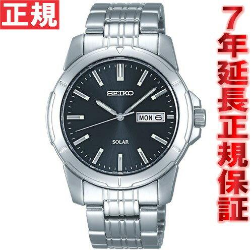 セイコー SEIKO スピリット SPIRIT ソーラー 腕時計 メンズ 時計 SBPX021