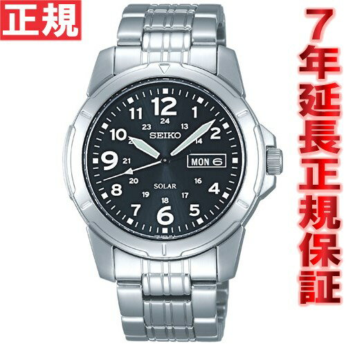 SEIKO SEIKO spirit SPIRIT solar watch men clock SBPX023