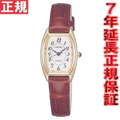 セイコー エクセリーヌ 腕時計 クロコダイルベルト SWDB062 EXCELINE SEIKO [正規品][送料無料][7年延長正規保証]