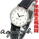アニエスベー agnes b. 時計 レディース 腕時計 手書きアラビア FCSK981【アニエスベー agnes b. 2013 新作】【正規品】【送料無料】【smtb-k】【w3】【楽ギフ_包装】