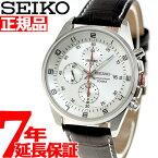 セイコー SEIKO 腕時計 メンズ セイコー 逆輸入 クロノグラフ SNDC87P2(SNDC87PD)【あす楽対応】【即納可】【正規品】【送料無料】【smtb-k】【w3】【楽ギフ_包装】