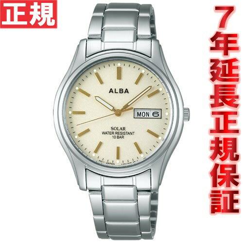 【エントリーでポイント最大4倍!19日23時59分まで!】セイコー アルバ SEIKO ALBA ソーラー 腕時計 メンズ ペアウォッチ AEFD542