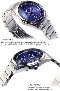 アニエスベーagnesb.ソーラー腕時計メンズペアウォッチFBRD977