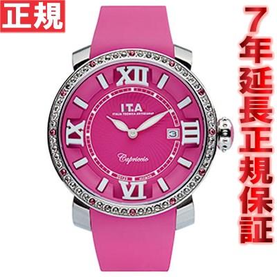 I.T.A. アイティーエー 腕時計 レディース カプリッチョ プレツィオゾ CAPRICCIO PREZIOSO 03.03.03 [正規品][送料無料][7年延長正規保証][ラッピング無料]人目を引きます