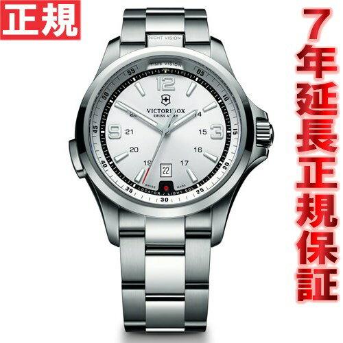 ビクトリノックス VICTORINOX 腕時計 メンズ ナイトヴィジョン NIGHT VISION ヴィクトリノックス スイスアーミー 241571 [正規品][送料無料][7年延長正規保証][ラッピング無料][サイズ調整無料]