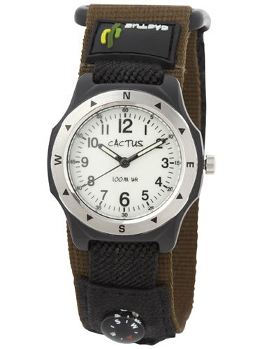 先着!最大9万円OFFクーポンは15日0時から!カクタス CACTUS 腕時計 キッズ CAC-65-M12