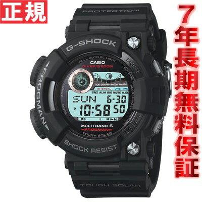カシオ G-SHOCK フロッグマン GWF-1000-1JF