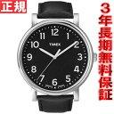 タイメックス TIMEX 腕時計 メンズ モダン イージーリーダー MODERN EASY READER ブラック T2N339