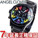 エンジェルクローバー Angel Clover × ロエン Roen コラボモデル 腕時計 メンズ クロノグラフ LC42ROBBRB