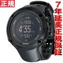 【1000円OFFクーポン!8月1日9時59分まで!】スント アンビット3 ピーク ブラック SUUNTO AMBIT3 PEAK BLACK 腕時計 Bluetooth搭載 GPS..