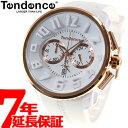 テンデンス Tendence 腕時計 メンズ/レディース ガリバーラウンド GULLIVER Round クロノグラフ TG046014