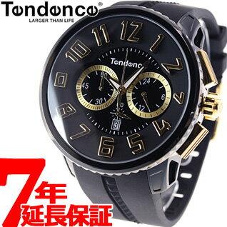 テンデンス Tendence 腕時計 メンズ/レディース ガリバーラウンド GULLIVER Round クロノグラフ TG460011【あす楽対応】【即納可】【正規品】【7年延長正規保証】