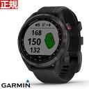 ガーミン GARMIN スマートウォッチ Approach S42 Black/Carbon Gray アプローチ S42 ブラック/カーボングレー ゴルフ GPS ウェアラブル 腕時計 010-02572-20【2021 新作】